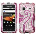 BasAcc Phoenix Tail Diamante Case for Samsung M820 Galaxy Prevail