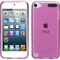 BasAcc T-Hot Pink Candy Skin Case for Apple iPod Touch 5th Generation