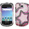 BasAcc Twin Stars Diamante Case for Samsung T499 Dart