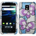 BasAcc Nifty Butterfly/ Diamante Phone Case for LG P999 G2X