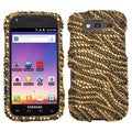 BasAcc Camel/ Brown/ Diamante Case for Samsung T769 Galaxy S Blaze 4G