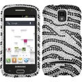 BasAcc Zebra Skin Case for Samsung T699 Galaxy S Replay 4G