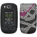 BasAcc Skull/ Diamante Case for Samsung U660 Convoy 2
