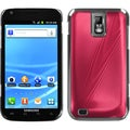 BasAcc Red/ Cosmo/ Metallic Case for Samsung Galaxy S II T989 Hercules