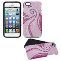 BasAcc Phoenix Tail Diamante Fusion Case for Apple iPhone 5