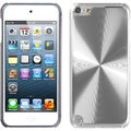 BasAcc Silver Cosmo Back Case for Apple iPod touch 5