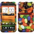 BasAcc Jelly Beans Food Fight Collection Phone Case for HTC EVO 4G LTE