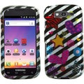 BasAcc Color Heart/ 2D Silver Case for Samsung T769 Galaxy S Blaze 4G