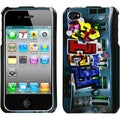 BasAcc Money Talks Phone Case for Apple iPhone 4S/ 4