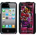 BasAcc Pink Money Talks Phone Case for Apple iPhone 4S/ 4