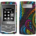 BasAcc Jamaican Fabric/ Sparkle Phone Case for LG GU295/ GU292