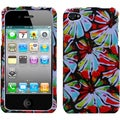 BasAcc Flower Power Phone Case for Apple iPhone 4S/ 4