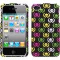 BasAcc Cute Skulls Phone Case for Apple iPhone 4S/ 4