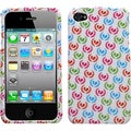 BasAcc Broken Hearts Phone Case for Apple iPhone 4S/ 4