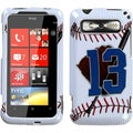 BasAcc Baseball Phone Case for HTC Trophy