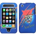 BasAcc Lizzo/ Bobcat Blue Phone Case for Apple iPhone 3GS/ 3G