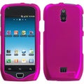 BasAcc Titanium/ Solid Hot Pink Phone Case for Samsung T759 Exhibit 4G
