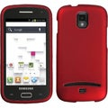 BasAcc Titanium/ Solid Red Case for Samsung T699 Galaxy S Replay 4G