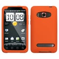 BasAcc Solid Orange Skin Case For HTC EVO 4G