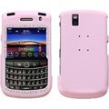 BasAcc Rubberized Pink Diamond Protector Case For Blackberry 9630 Tour
