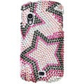 BasAcc Twin Stars Diamante Case For Samsung� I405 Stratosphere