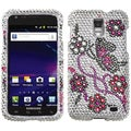 BasAcc Butterfly Diamante Case For Samsung� I727 Galaxy S2 Skyrocket
