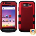 BasAcc Red/ Black TUFF Hybrid Case for Samsung T769 Galaxy S Blaze 4G