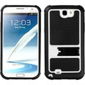 BasAcc Hybrid Case with Stand for Samsung Galaxy Note 2/ II N7100