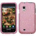 BasAcc Pink Diamante 2.0 Case for Samsung i500 Fascinate/ Mesmerize