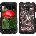 BasAcc Delight Diamante Phone Case for LG VS910 Revolution Esteem
