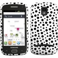 BasAcc Black Polka Dots Case for Samsung T699 Galaxy S/ Replay 4G