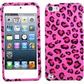BasAcc Pink Leopard Skin Case for Apple� iPod Touch Generation 5