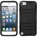 BasAcc Black Armor Stand Case for Apple iPod Touch Generation 5