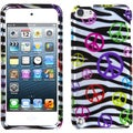 BasAcc Peace and Zebras Case for Apple iPod Touch 5th Generation