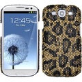 BasAcc Digital Jaguar/ Diamond Case for Samsung Galaxy S3/ III i9300