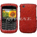 BasAcc Red Diamond Case for Blackberry 8520/ 8530/ 9300 3G/ 9330 3G