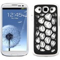 BasAcc Black/ White/ Mesh Hard Case for Samsung Galaxy S3/ III i9300