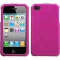 BasAcc Hot Pink Executive Case for Apple iPhone 4S/ 4