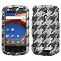 BasAcc Houndstooth Premium Diamante Case For Samsung� D700 Epic 4G