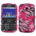BasAcc Rebel Stars Diamante Case For Samsung� R380 Freeform III