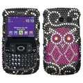BasAcc Owl Diamante Protector Case For Samsung� R360 Freeform II
