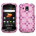 BasAcc Pink/ Purple Diamante Case For Samsung� M930 Transform Ultra