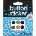 BasAcc Button Stickers for Apple iPhone 4/ 4S/ 5/ iPod Touch