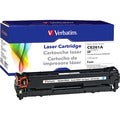 Verbatim Toner Cartridge - Remanufactured for HP (CE261A) - Cyan