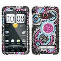 BasAcc Bubble Diamante Case for HTC EVO 4G