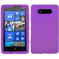 BasAcc Electric Purple Solid Skin Case for Nokia 820/ Lumia 820