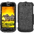 BasAcc Black Diamante Case for HTC myTouch 4G