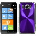 BasAcc Purple Cosmo Back Protector Case for HTC Titan II