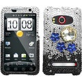 BasAcc Cloudy Night Diamante Case for HTC Evo 4G