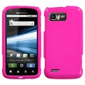 BasAcc Solid Shocking Pink Phone Case for Motorola MB525 Defy